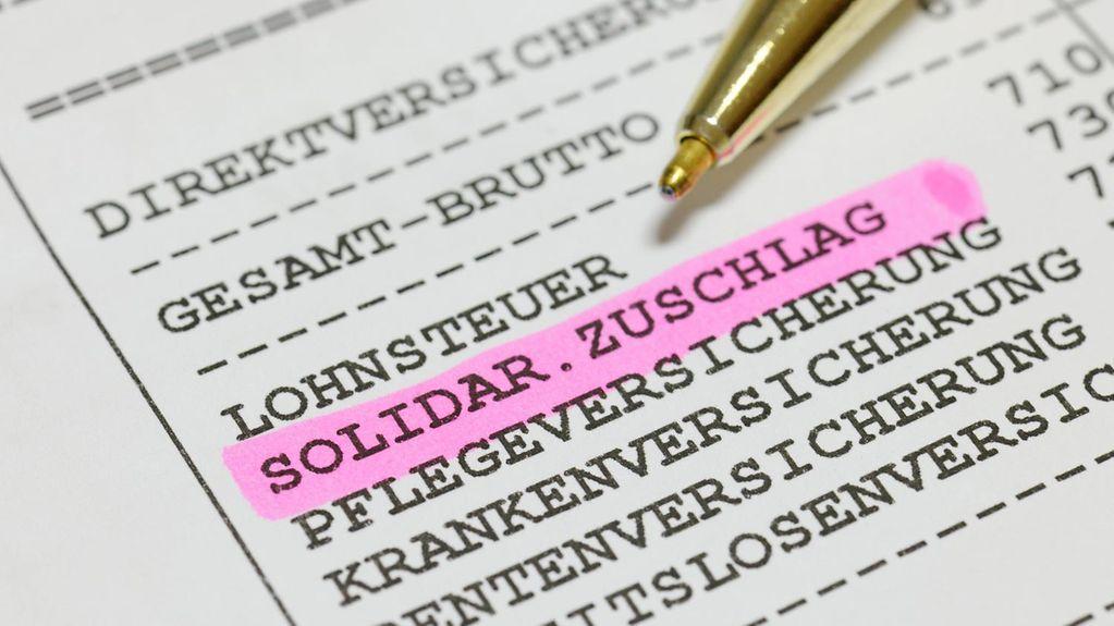 Was der Solidaritätszuschlag mit der Basisrente zu tun hat