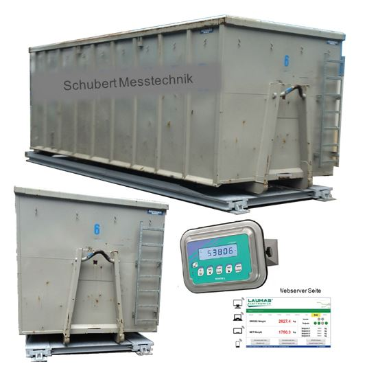 Containerwaage