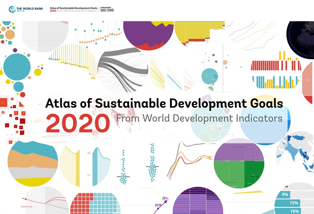 The World Bank - The 2020 Atlas of Sustainable Development Goals