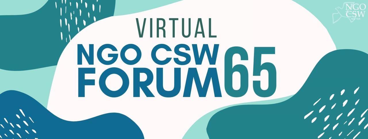 NGO CSW New York - Forum 2021