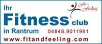 Fit and Feeling - Dein Fitnessclub in Rantrum bei Husum