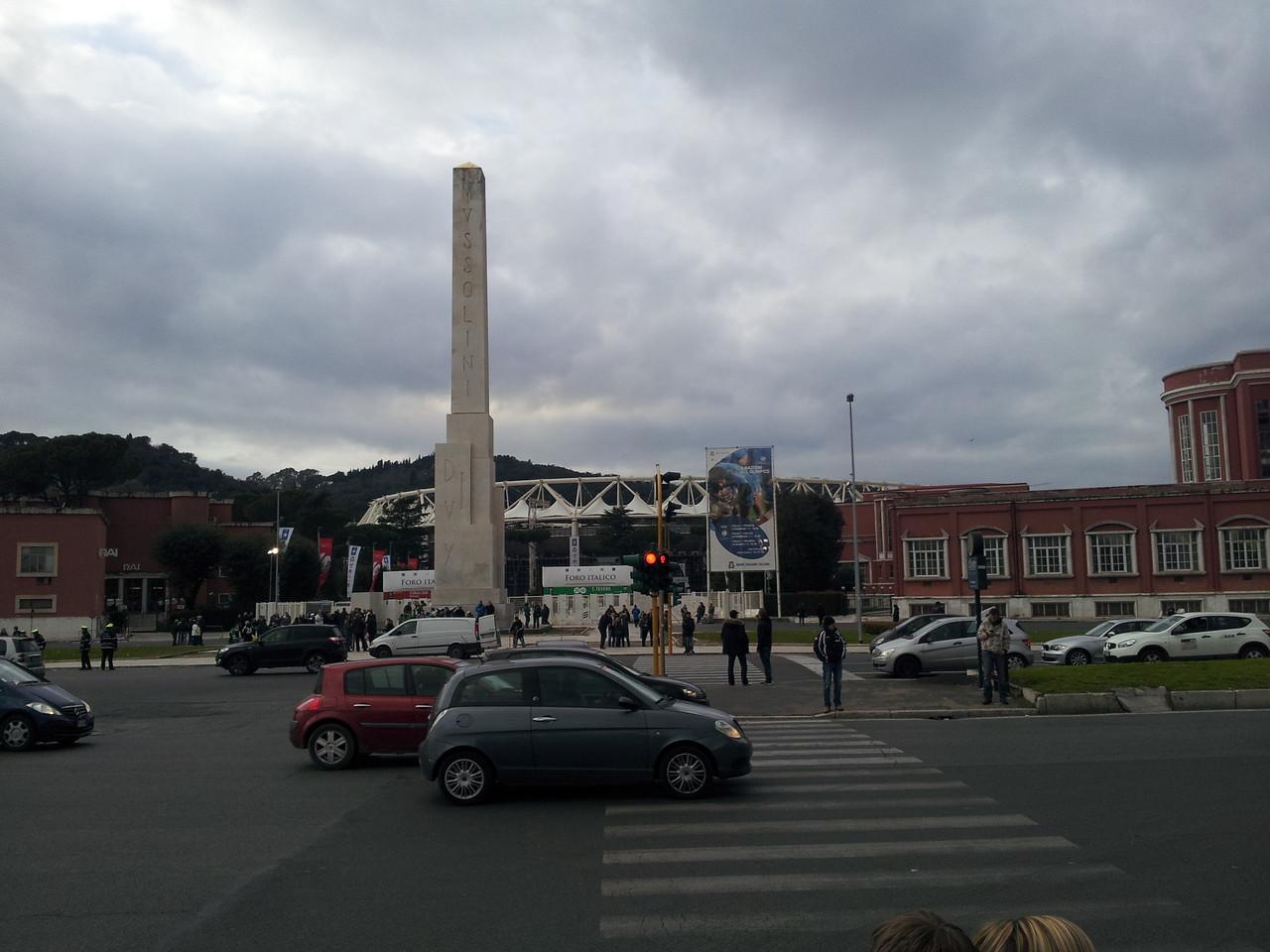 Stadio Olimpico (17:00 Uhr)