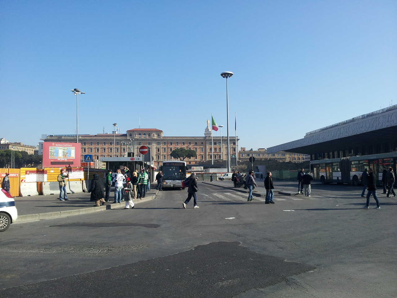 Bahnhof Termini