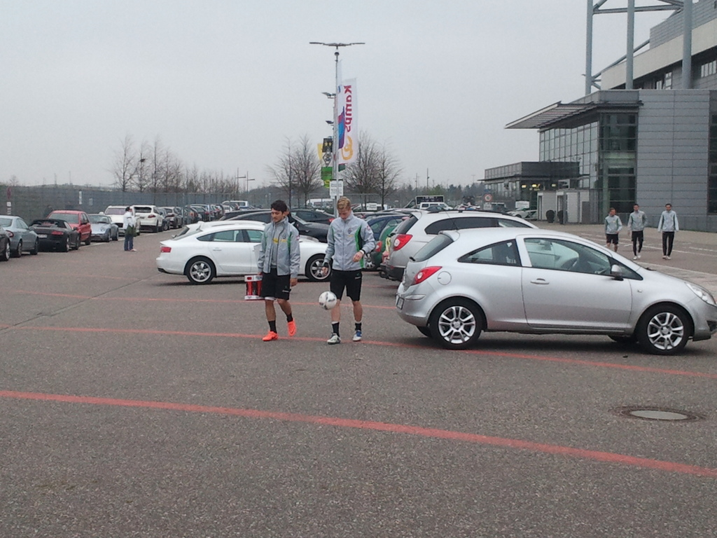Matthias Zimmermann & Marco Reus