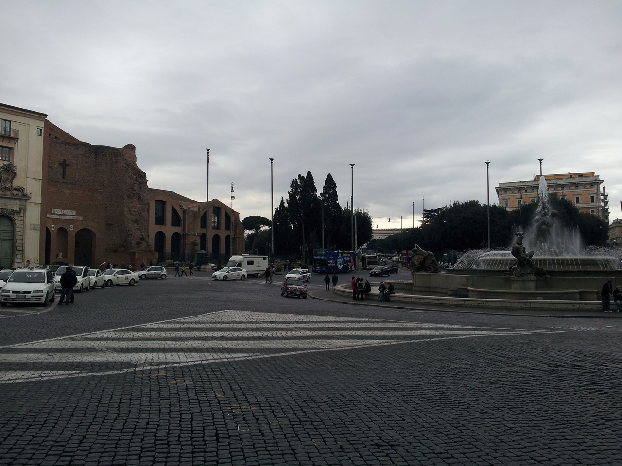 Piazza della Republica