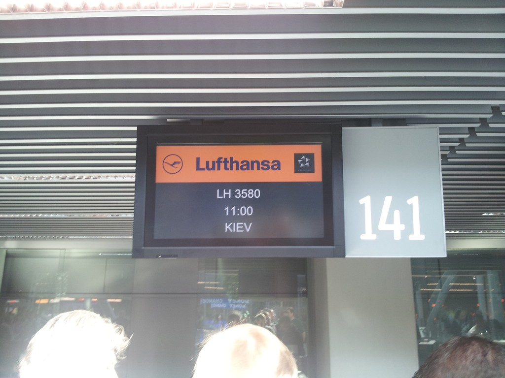 Auf nach Kiew!