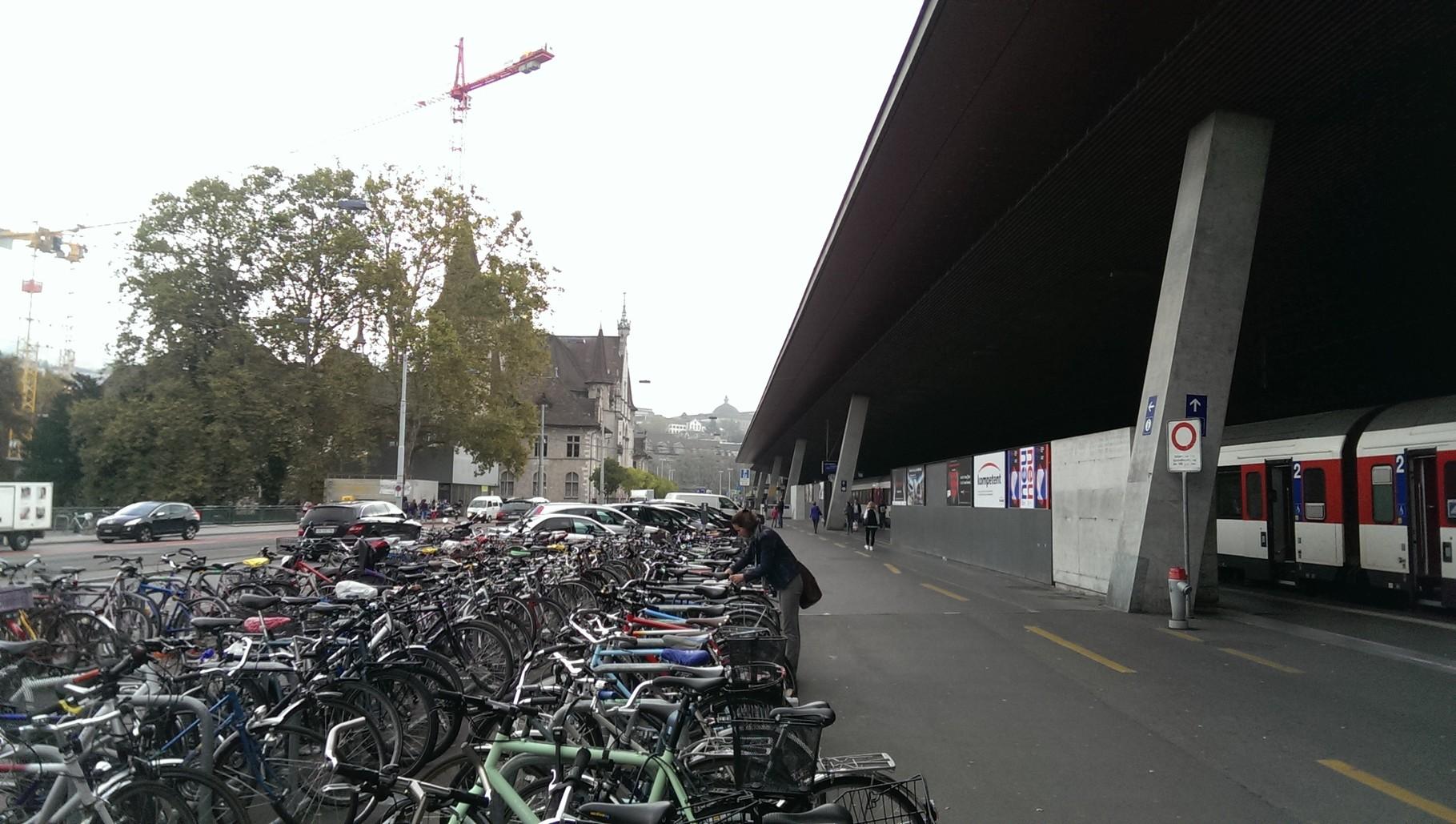 Zürich Hbf