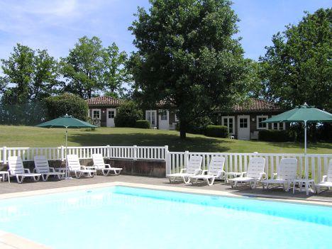 Les maisons à louer du Golf des roucous avec piscine