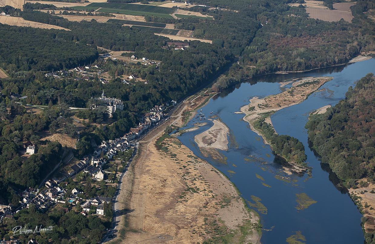 Chaumont sur Loire (ULM)