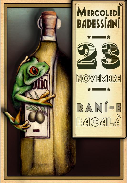 Restaurant's poster 2011- La Badessa