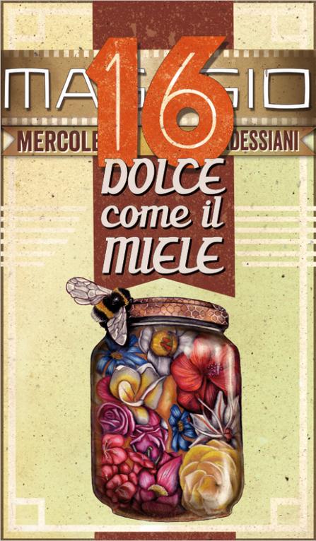 Restaurant's poster 2012- La Badessa