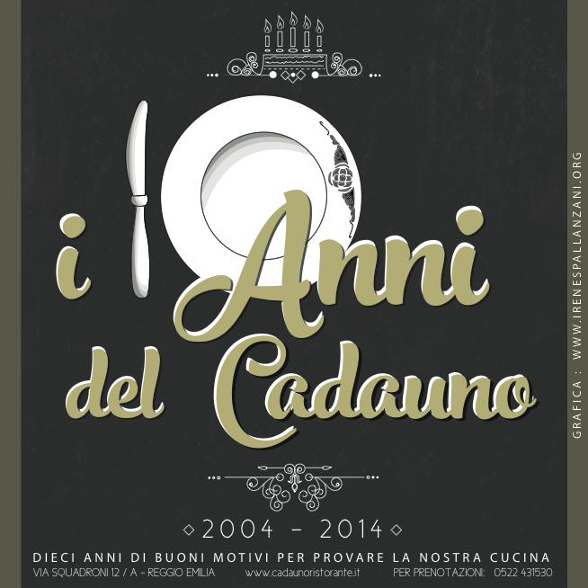 Restaurant's Anniversary