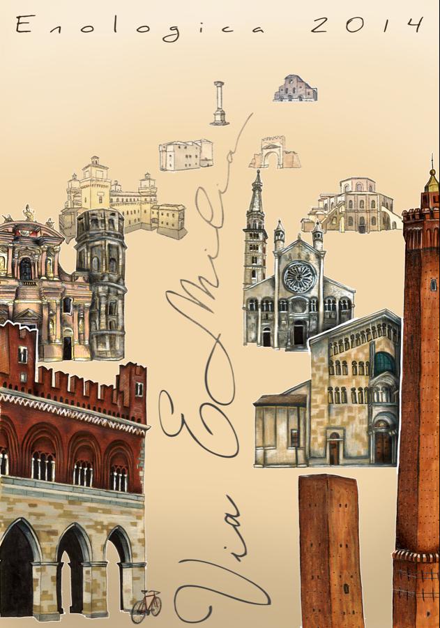 Enologica's Fair - Poster