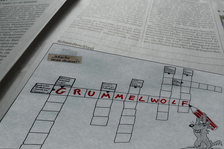 21.12.1913 Das erste Kreuzworträtsel der Welt erscheint in der Wochenendbeilage einer New Yorker Zeitung.