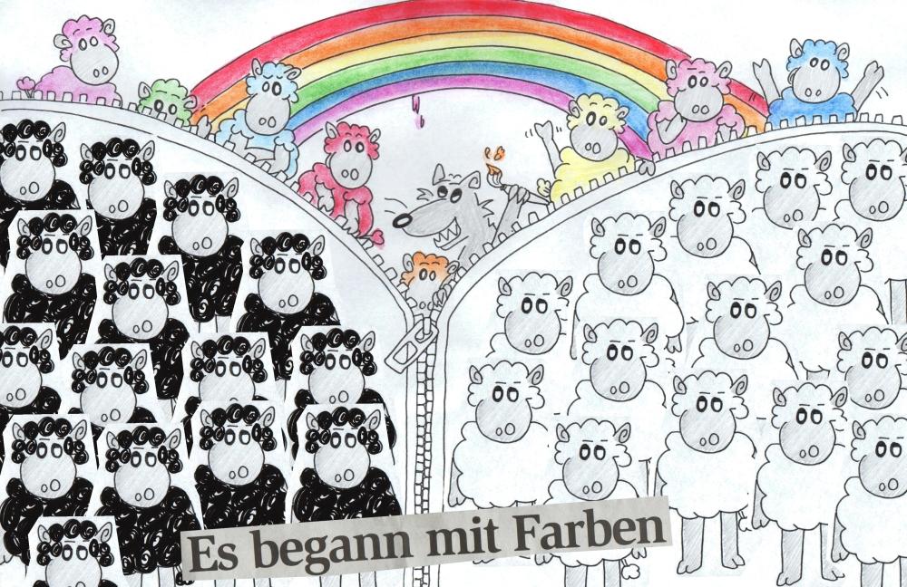 25.8.1967 Anlässlich der IFA 1967 startet in Deutschland das Farbfernsehen. *** 29.8.1893 In den USA wird das erste Patent für den Reißverschluss vergeben.