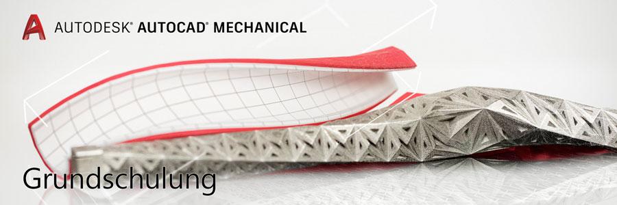 Autodesk AutoCAD Mechanical Grundschlung