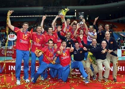 España campeona de Europa 2007