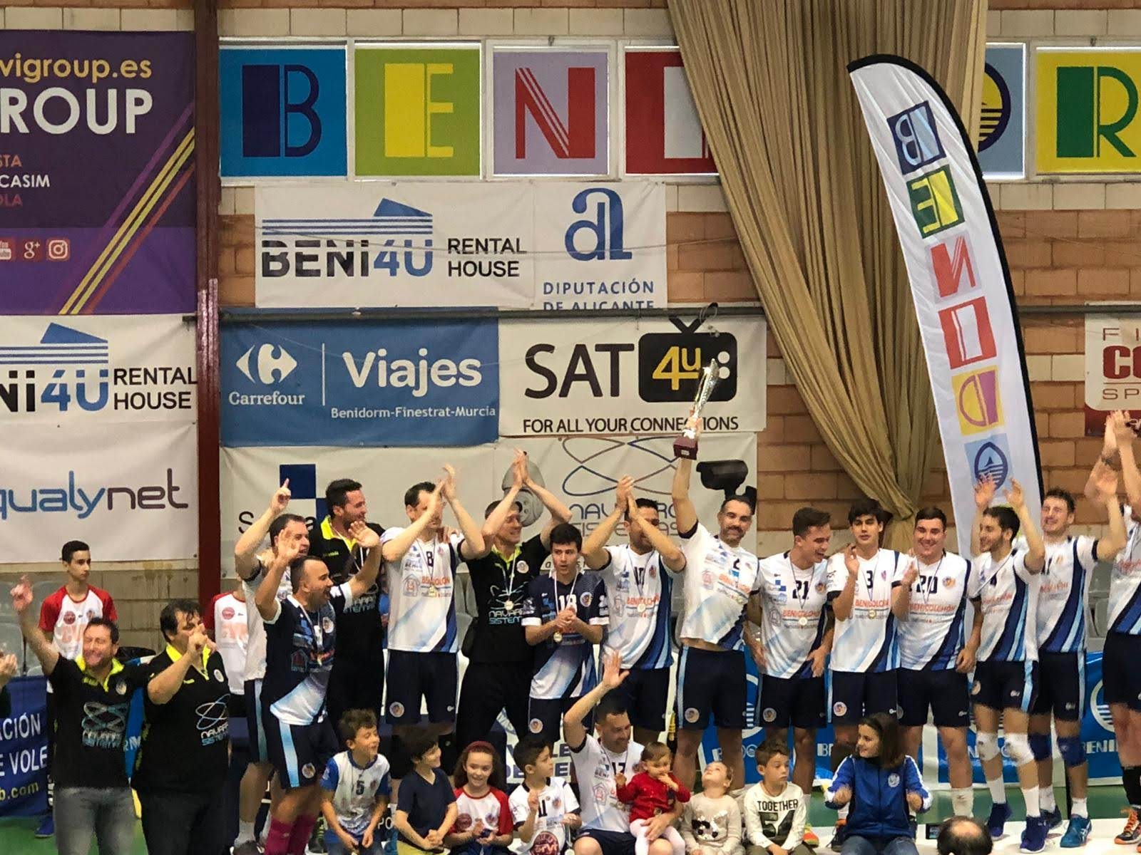 ASCENSO A LA SUPERLIGA 2 MASCULINA