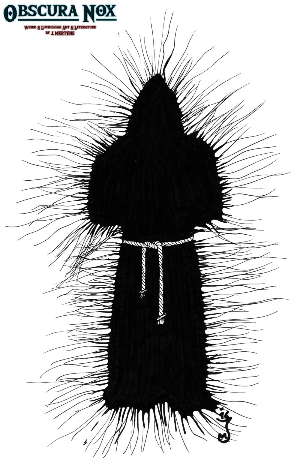 Dunkler Mönch