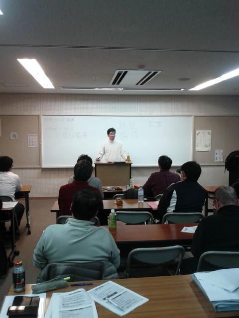 sonnyによる一般部門の講義