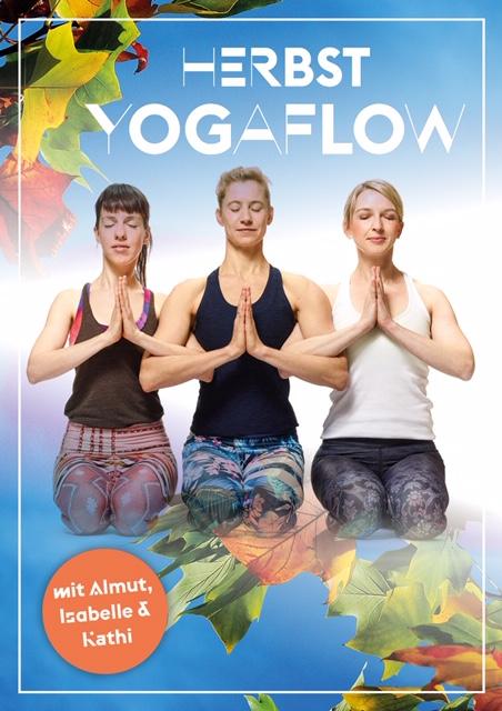 Herbst-Yogaworkshop mit dem Yoga Mio Team