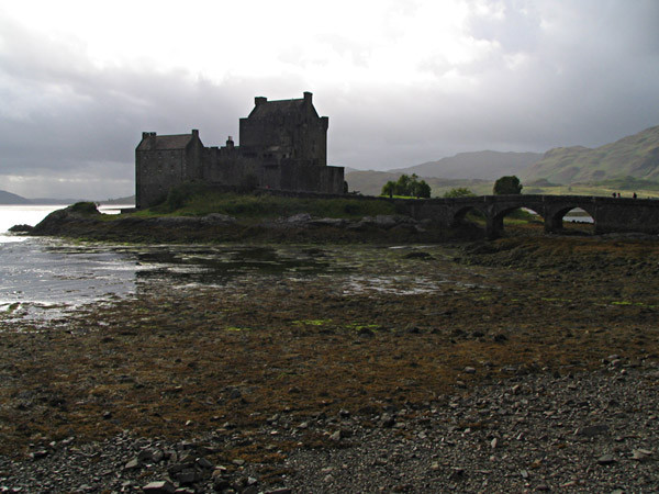 Mystisches Schottland - Eilean Donan Castle
