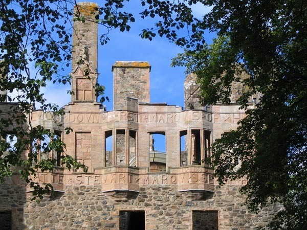 Huntly Castle -