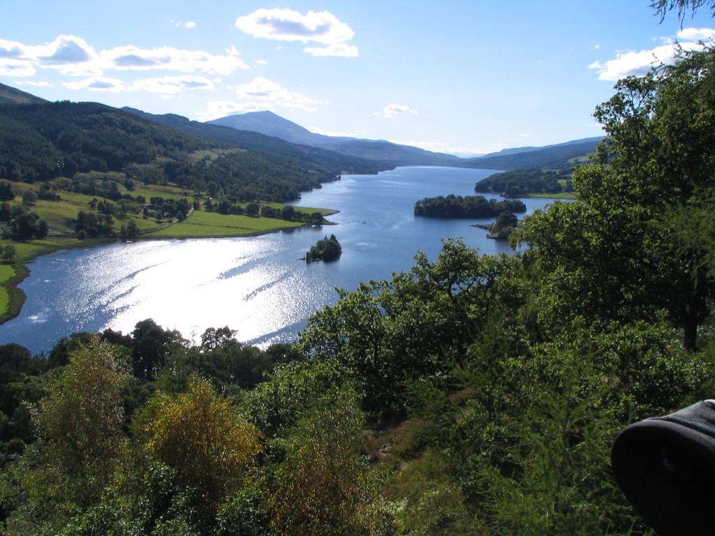 Queens View - Loch Tummel