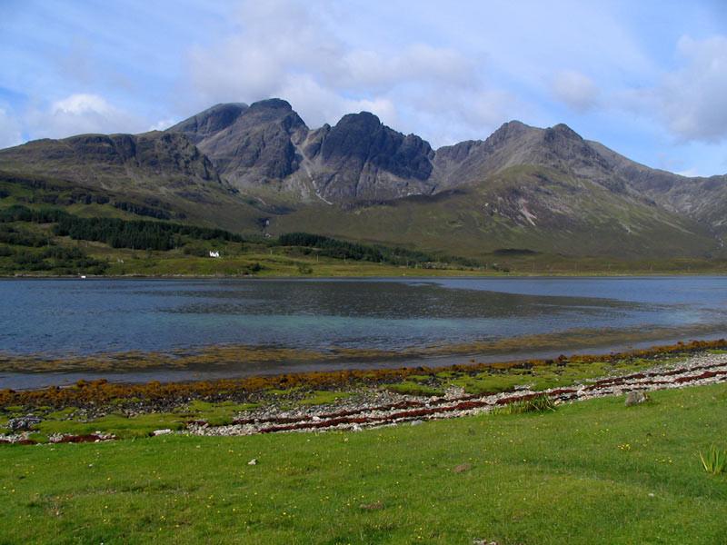 Loch Slapin - Skye