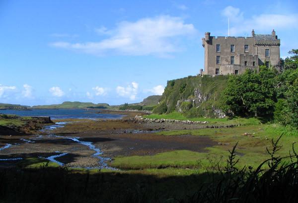 Dunvegan Castle - Skye