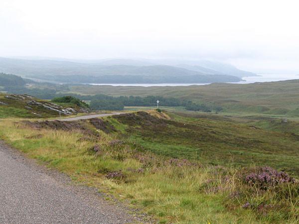 Sutherland - Single Road