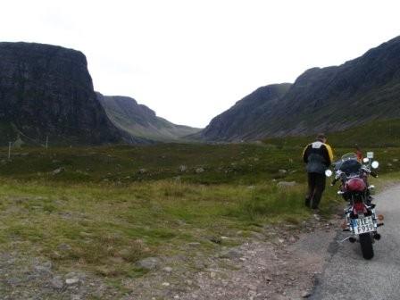 Bealach-na Bo - mit 626 m der höchste Pass Grossbritanniens!