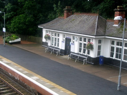 Pitlochry -