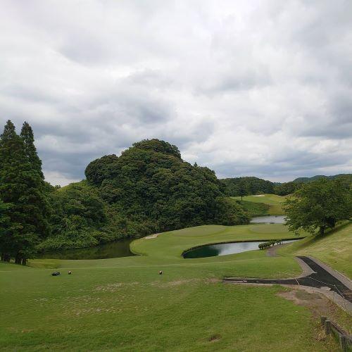 6月のゴルフ
