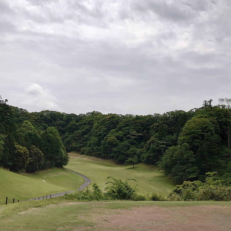 5月のゴルフ