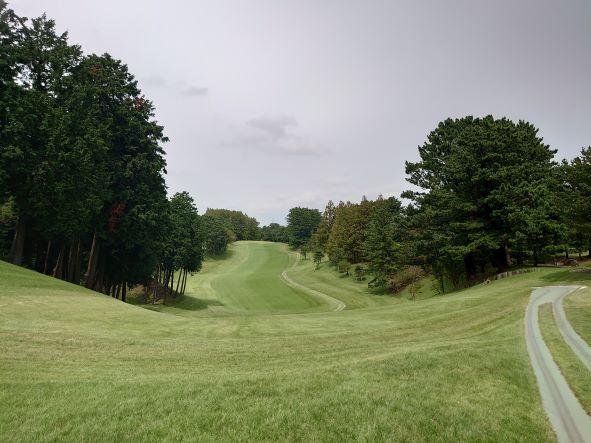 8月最後のゴルフ