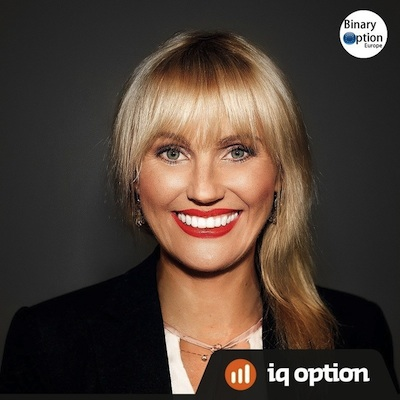 Polina Novokreshchenova iq option vip account manager