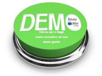 opzioni binarie demo gratis