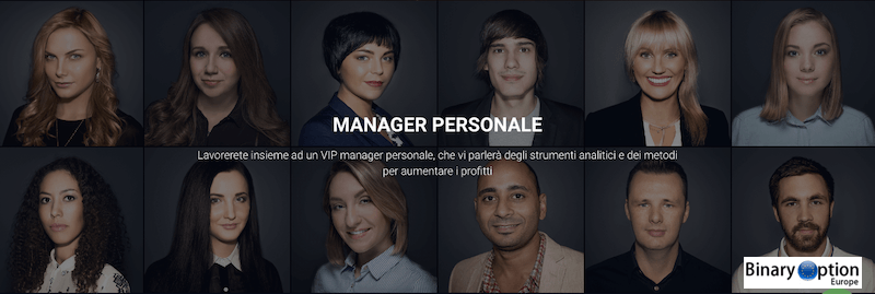 Account Managers VIP