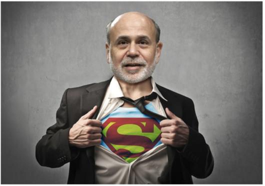 Bernanke federal reserve tapering