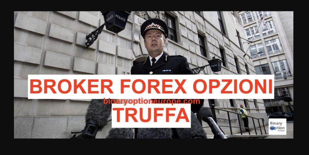 Broker forex regolamentati