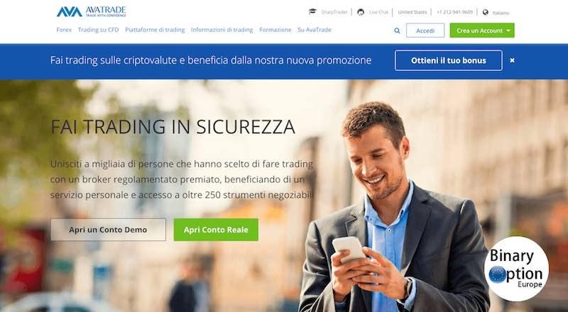 piattaforma di trading online avatrade