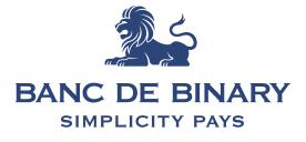 Banc de Binary come aprire conto demo e avere segnali trading sicuri gratis
