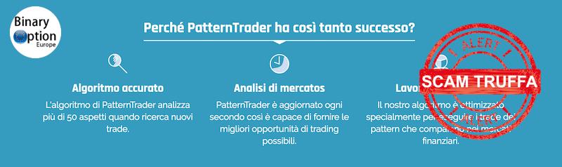 pattern trader truffa opinioni