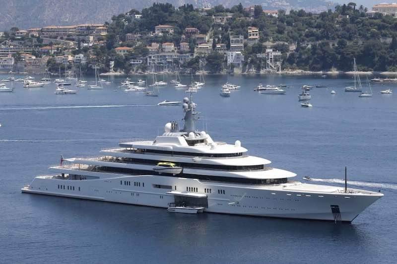 roman abramovich yacht patrimonio soldi