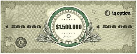 prelievi 1,500,000 milioni di dollari nel mese di Maggio 2015 di IQOPTION opzioni binarie broker affidabile e sicuro e pagante!