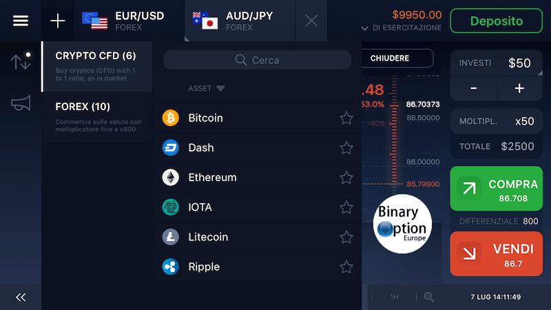 iq option app demo gratis cfd forex