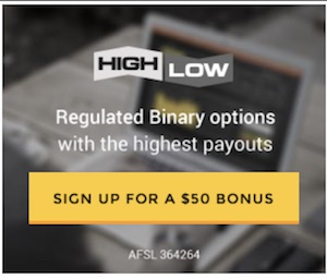 high-low broker bonus
