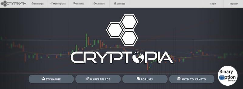 exchange di criptovalute cryptopia come funziona