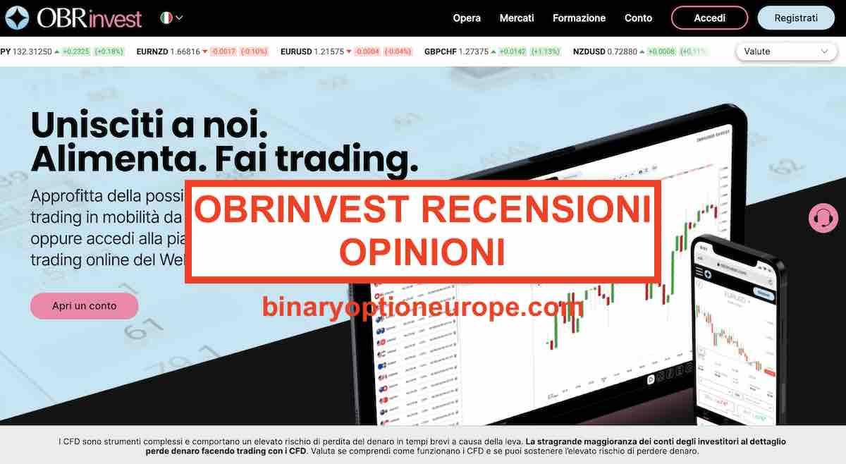 recensioni di siti di trading di opzioni
